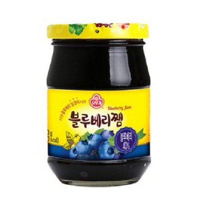 不倒翁藍莓果醬 300g