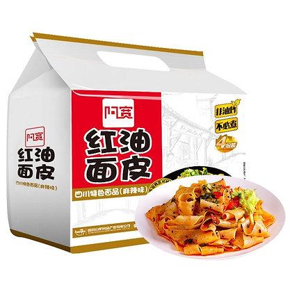 白家陳記 - 阿寬紅油面皮 (麻辣味) (4個裝)