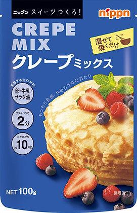 日本製粉 - 日本 Crepe 可麗餅預拌粉(藍) 100g