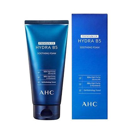 AHC - Hydra B5 高效水合舒緩保濕洗面乳 180ml(新舊包裝隨機發貨)