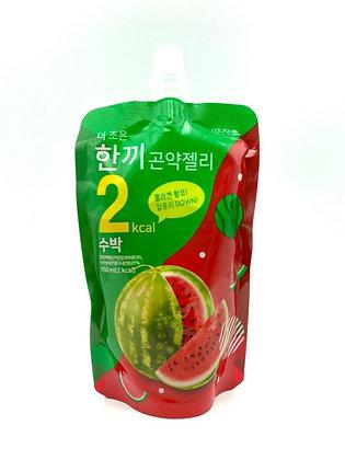 Thezoen 韓國低卡瘦身蒟蒻啫喱 150ml #西瓜