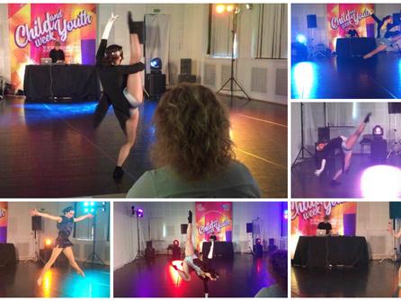 Открытый кубок Беларуси по современной хореографии