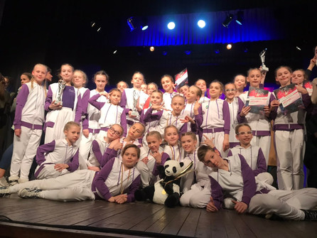 Конкурс «Rising Stars», Литва, г. Поневежес