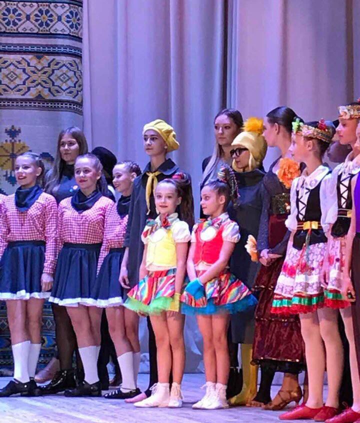 театр танца менада