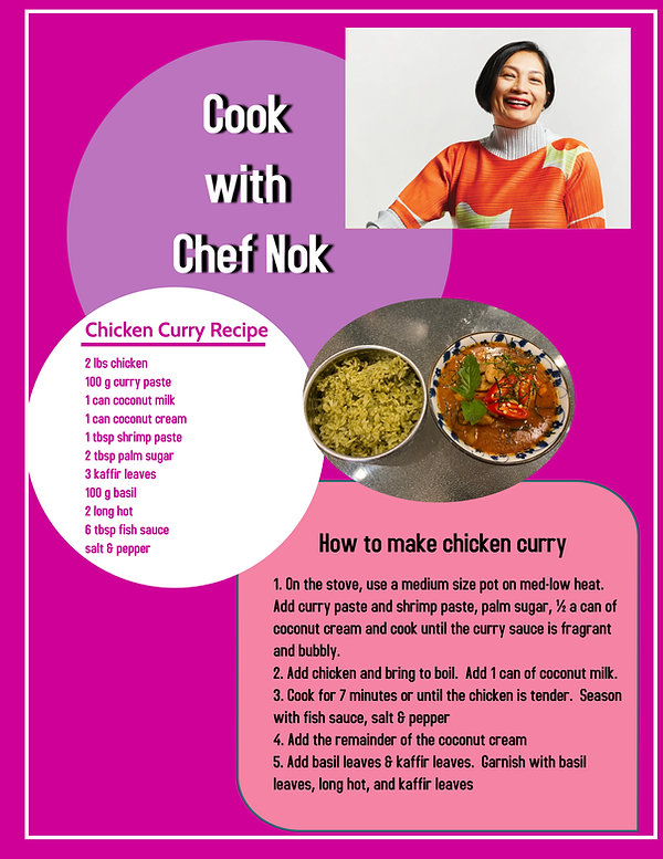 Copy of Copy of Cooking Blog Template Ad