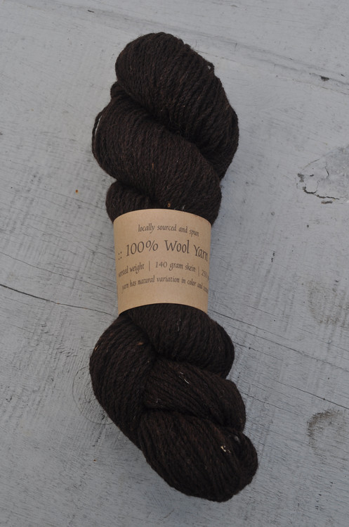 Worsted Weight | Yarn | Brown