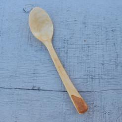 eating spoon