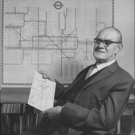 Henry Beck and the birth of the London underground