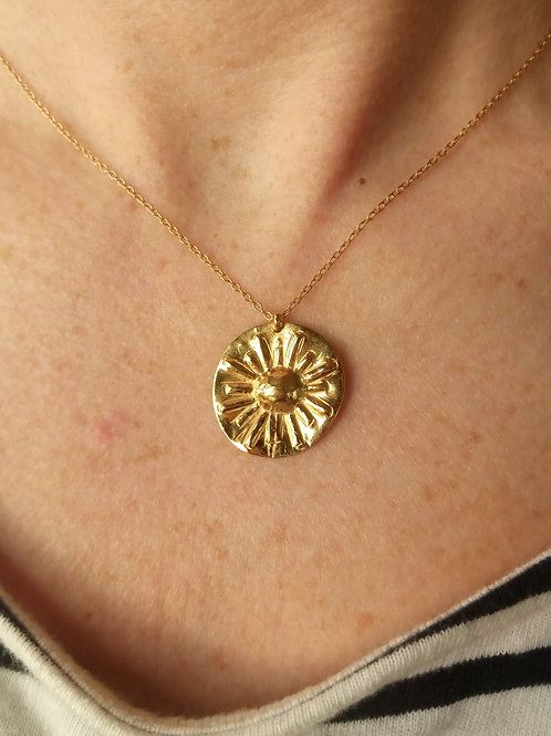 Collier Inti - or