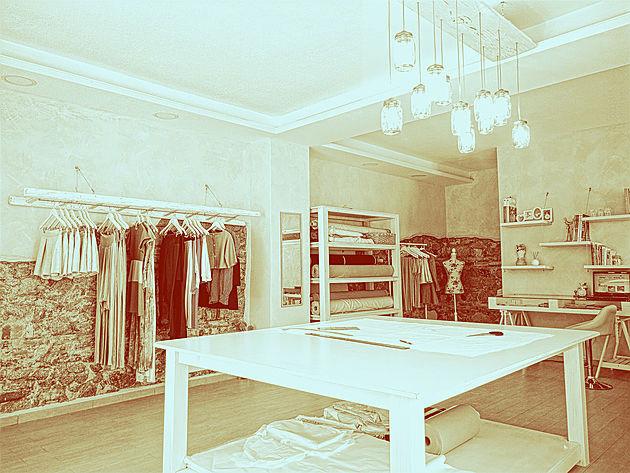 Laboratorio Malìa lab. Atelier di moda biologica artigianale. Via provinciale 157 Guardavalle Marina (CZ) 88065