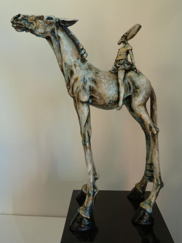 2016 Tall Horse Seeker 1