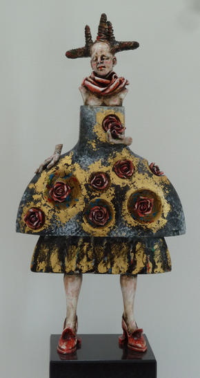 2017 Girl with the Rose Dress
