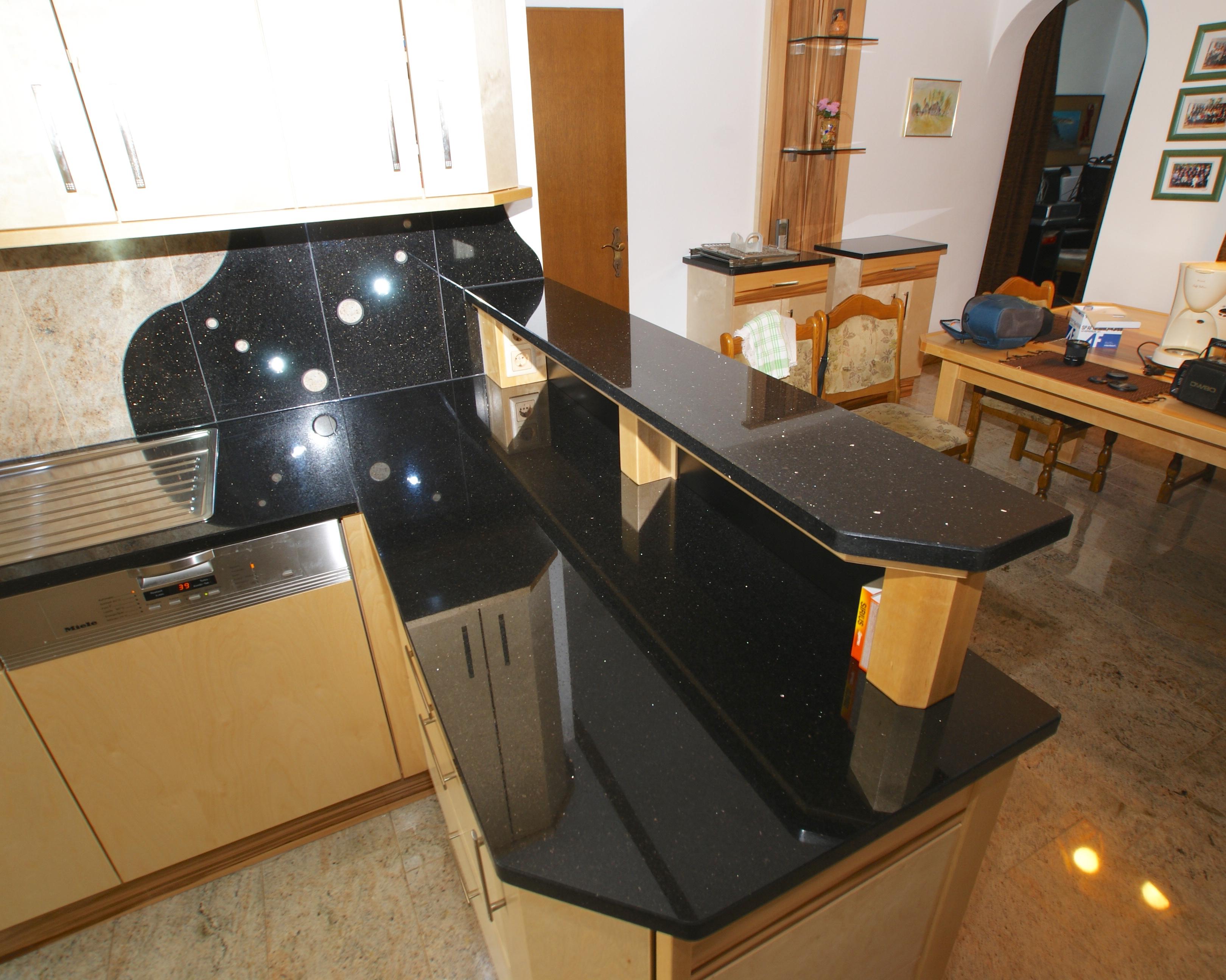 Stein Schindler Küchenarbeitsplatten