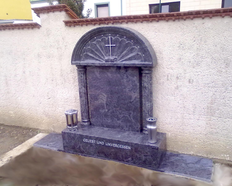 Stein-Schindler Grabstein