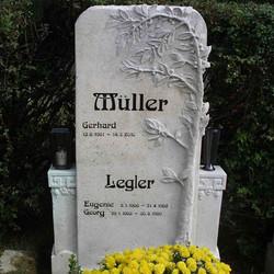 Grabsteine Nistelberger Schriften 5 Juge