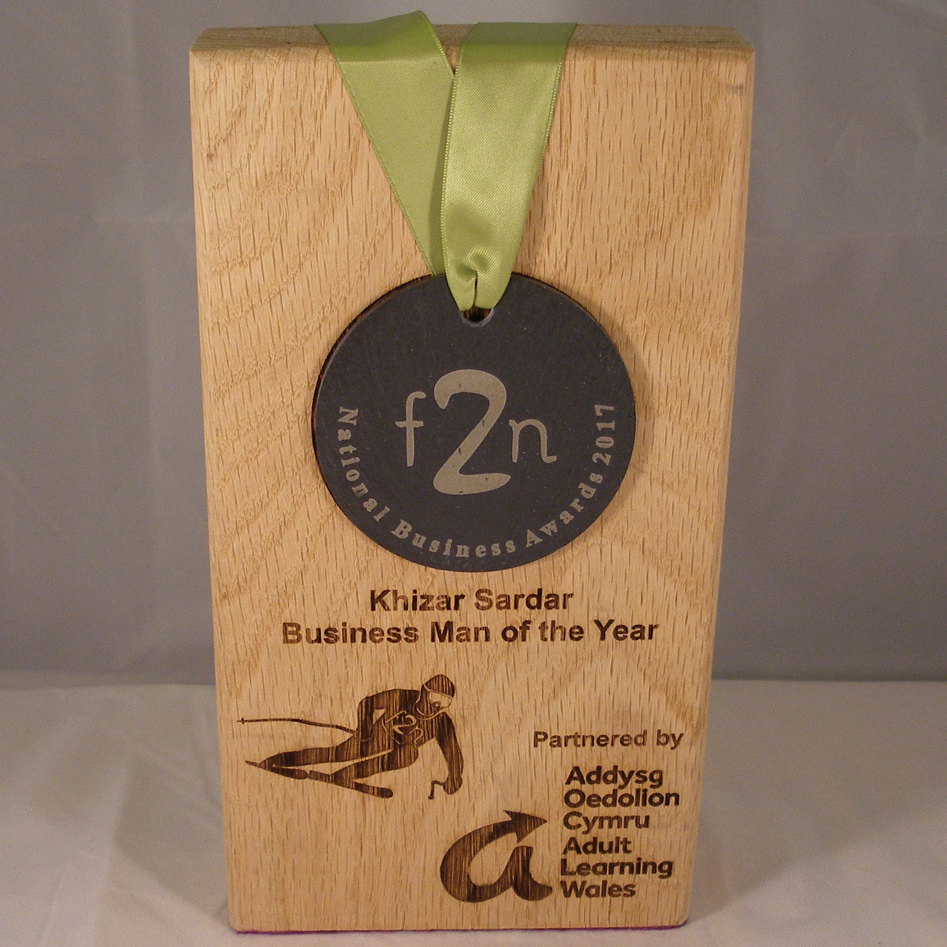 7) Khizar Sardar Business Man of the Year