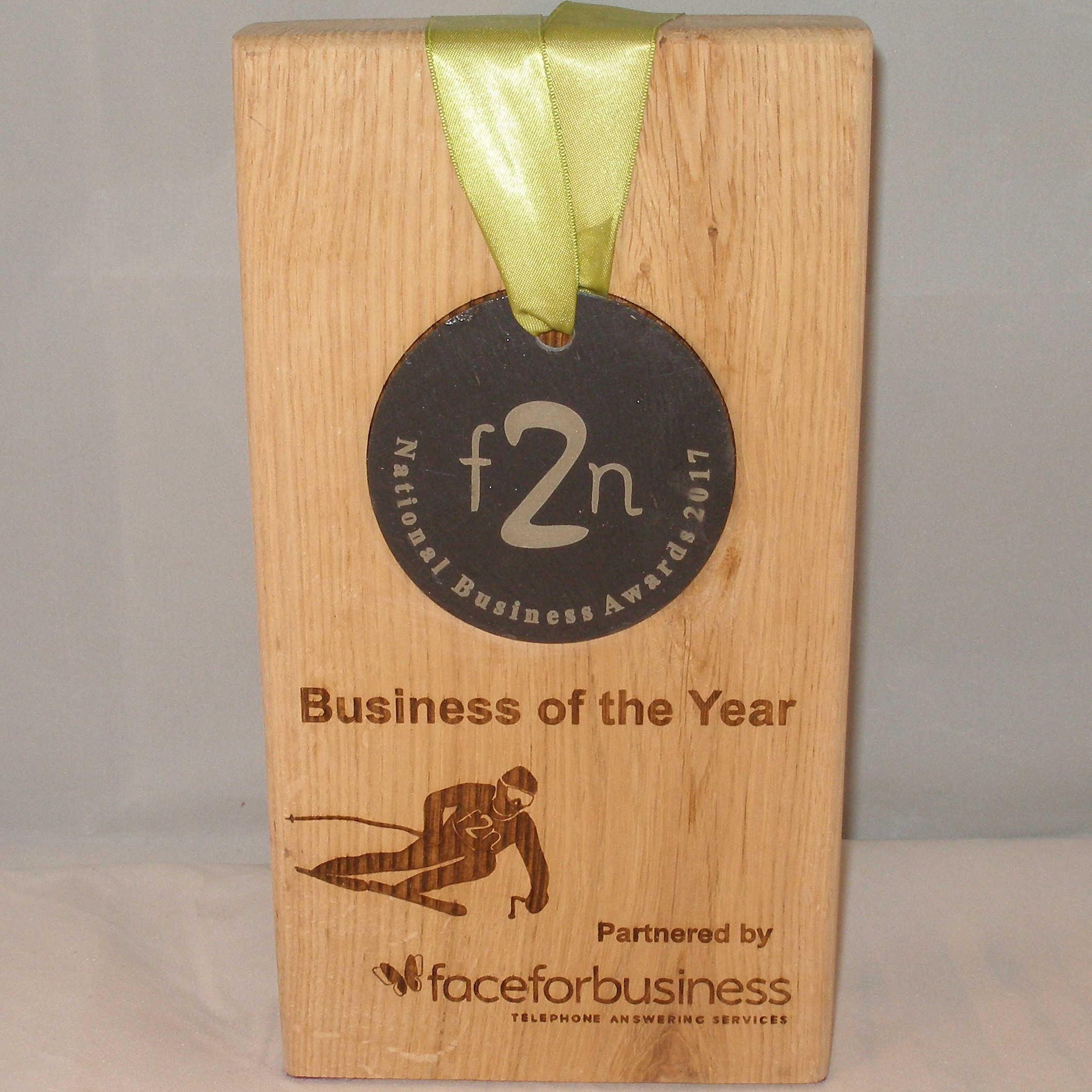 4) Business of the Year partnered by Face for Business