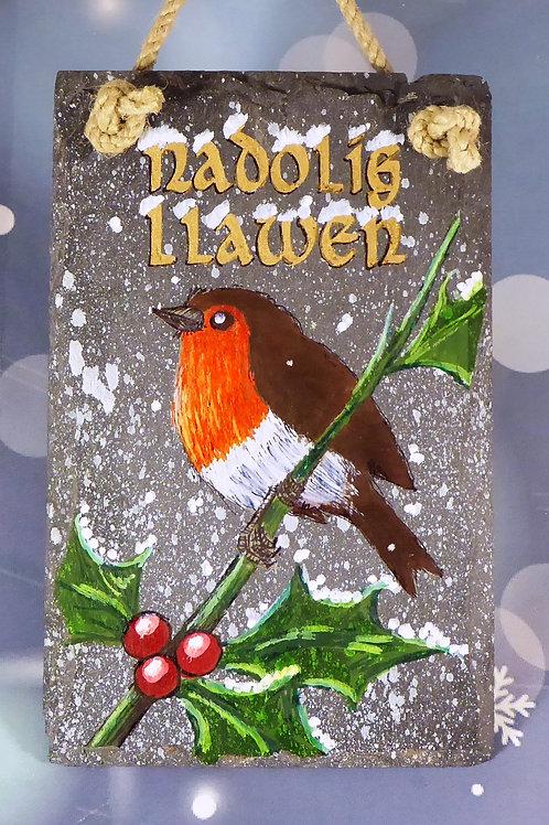 Nadolig Llawen or Merry Christmas