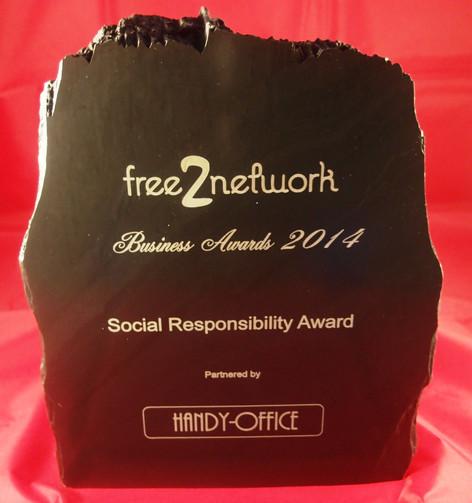 Social Responsibilty Award