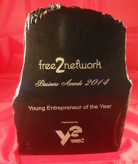 Young Enterpreneur of the Year