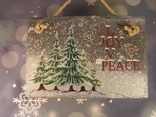 Love, Joy Peace
