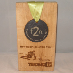 3) New Business of the Year