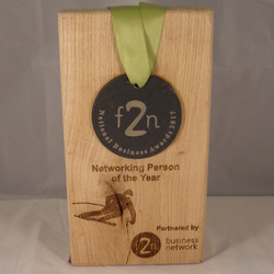 2) Networking Person of the Year