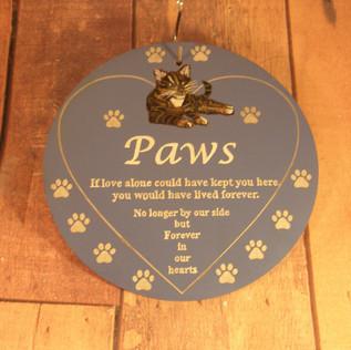 Bespoke Pet memorial