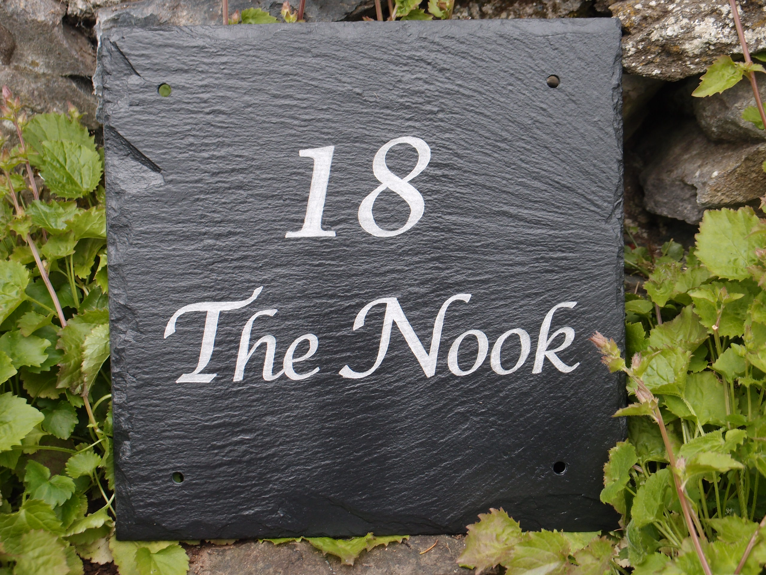 House sign 005