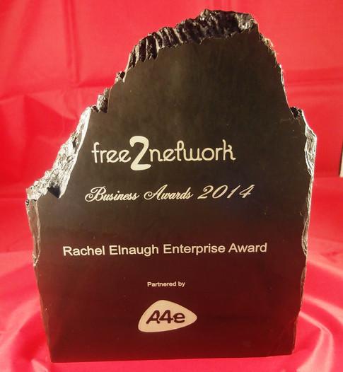 Rachel Elnuagh Enterprise Award