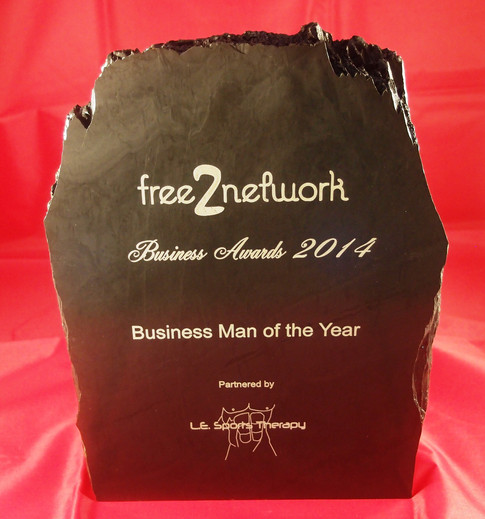 Business Man of the Year