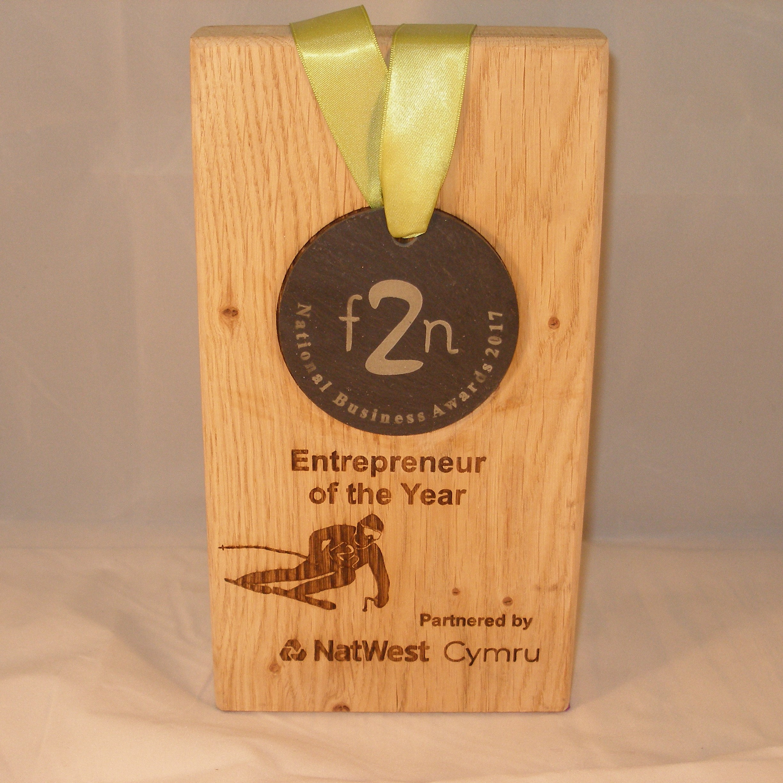 8) Entrepreneur of the Year partnered by Natwest Cymru