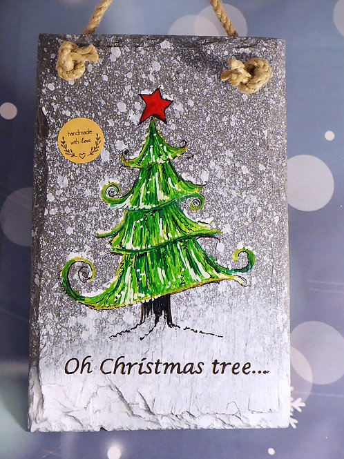 Yr Goeden Nadolig or Oh Christmas tree or