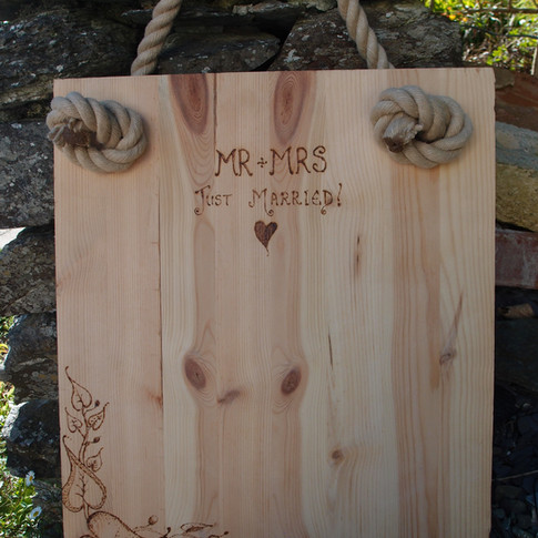 Chunky guestbook