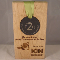 10) Margaret Carter Young Entrepreneur of the Year
