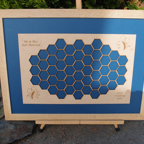Honeycombe guestbook