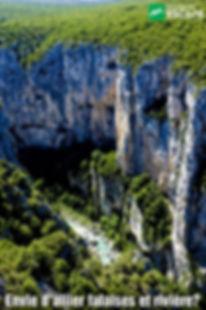 Montagne-escape Les gorges du Verdon