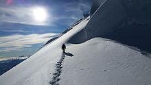 alpinisme, ski et cascade de glace