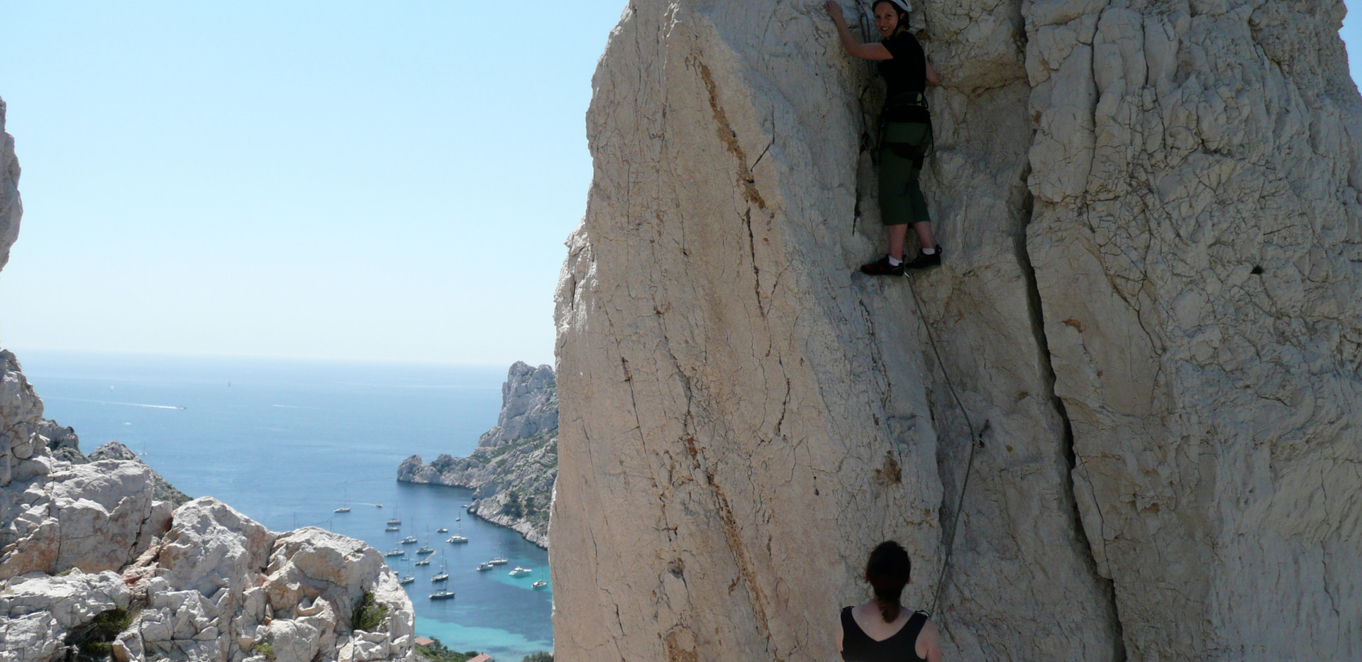 Montagne-escape, Escalade Via ferrata et cordata