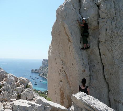 Montagne-escape, Monteneering Via ferrata and cordata