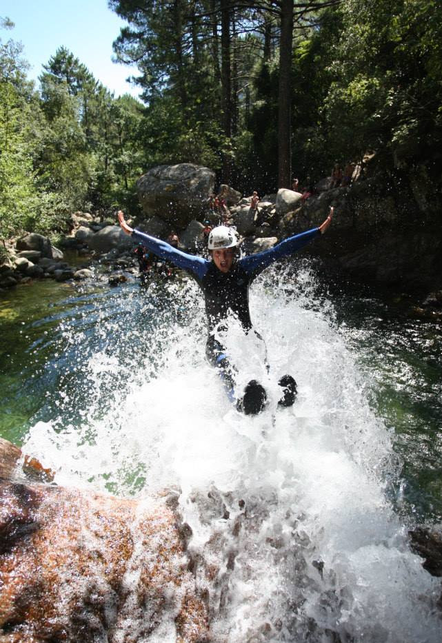 Montagne-escape canyon , canyoning