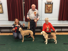 POOLE 2018 Christmas Finals Veteran Winners