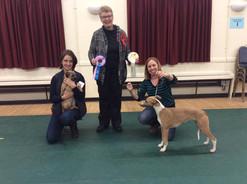 March 2019 Puppy Winners