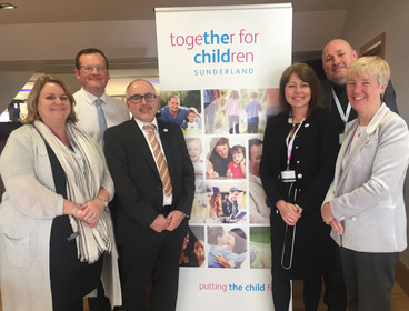 Wearside leads the way with a new generation of children's service