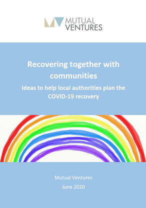 Recovering together with communities: ideas to help local authorities plan the COVID-19 recovery