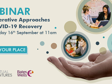 Free webinar: Co-operative Approaches to COVID-19 Recovery, Weds 16th September 11am-12noon