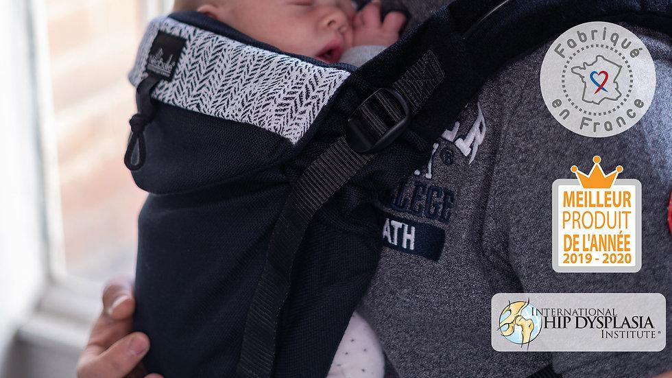 Néo, porte-bébé préformé de Néobulle