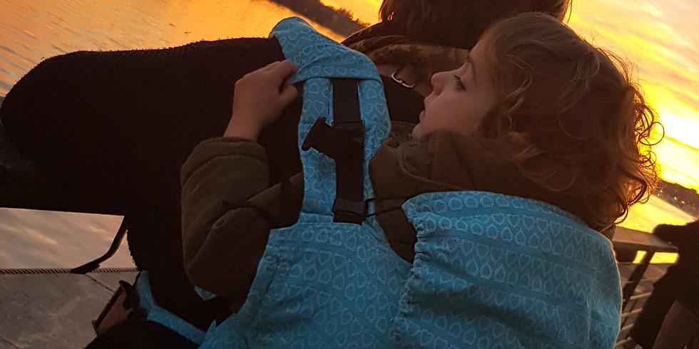 Porter son enfant de plus de 6 mois à Ussel