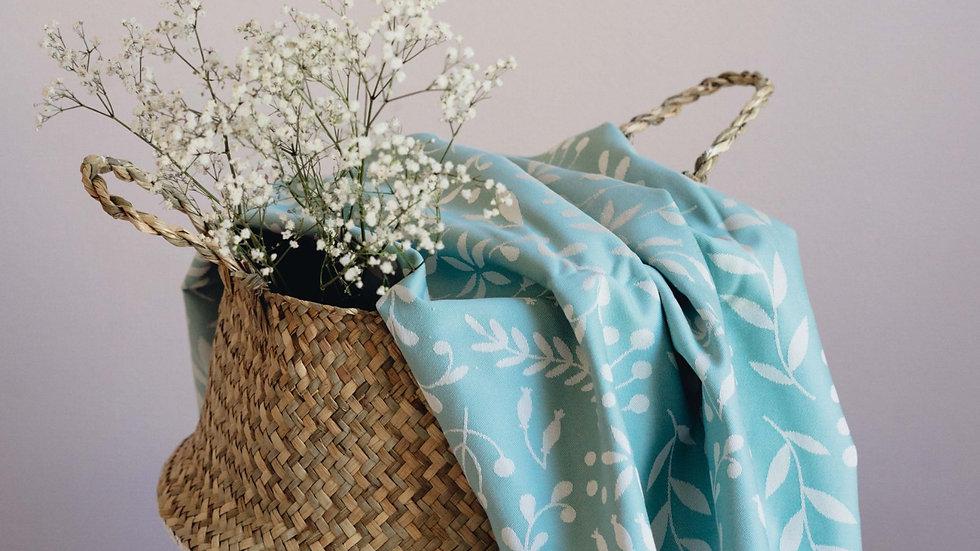Echarpe Limas Flora Magic Mint