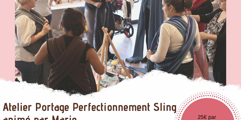 Atelier Perfectionnement Sling